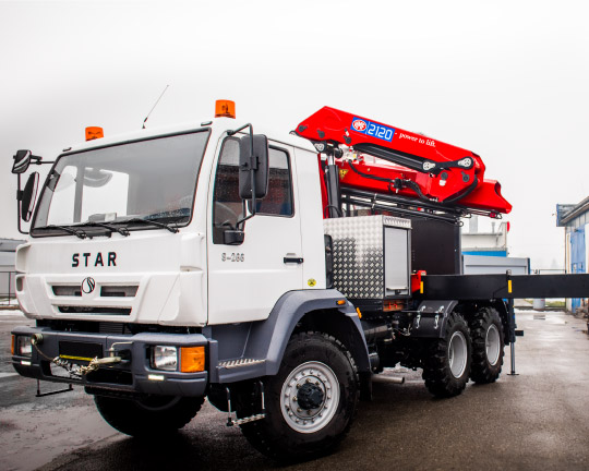 HMF 266 STAR